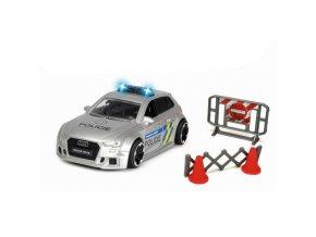 Audi RS3 policie česká verze