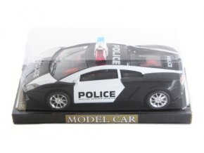 Auto policie setrvačník