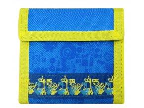 Peněženka MIMONI Va 6896 modrá