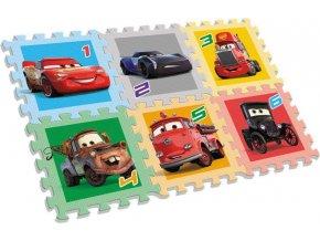 Pěnové puzzle CARS eur 20126