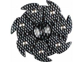 Fidget Spinner Bayo šedý