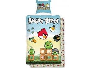 Povlečení ANGRY BIRDS  AB04 - 263605 boxes