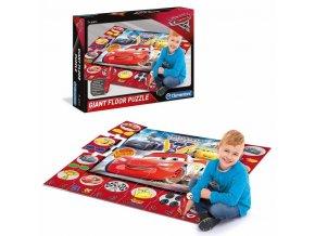 Puzzle CARS v kufříku Din 6035646