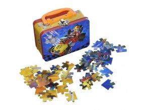 Puzzle MICKEY v kufříku Din 6033106