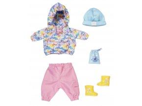 BABY born Oblečení na procházky s pejskem 43 cm