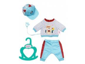 BABY born Little Sportovní oblečení modré 36 cm