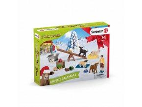 Adventní kalendář Schleich 2021 - Domácí zvířata