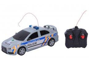 Auto RC na dálkové ovládání policie ČR 23 cm