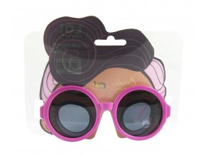 Sluneční brýle LOL  cer 1037 malinovo - růžové