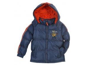 Zimní bunda MIMONI ho 1567  modrá