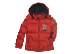 Zimní bunda MIMONI ho 1567 červená