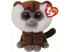 Plyšová hračka opice Din 15 cm TY36847