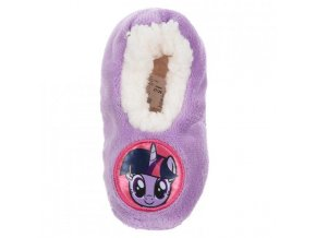 Bačkory MY LITTLE PONY hs 0685 fialové