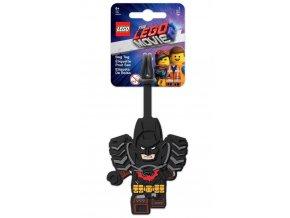 Jmenovka na zavazadlo lego Batman Din 52309