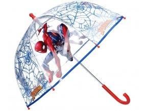 Deštník SPIDERMAN Va 0351 red