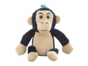 Plyš Šimpanz klíčenka
