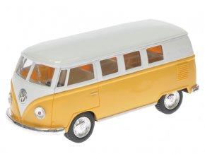 Autobus Volkswagen 1:32 13 cm kov zpětný chod