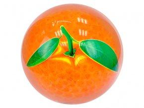 Míč 23cm pomeranč 10m+ v síťce