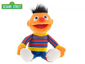 Sesame Street Ernie plyšový 25 cm 12m+