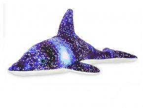 Delfín plyšový 32cm 0m+ v sáčku