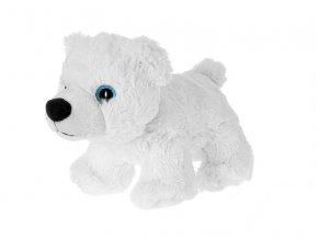 Medvěd lední plyšový 20cm 0m+ v sáčku