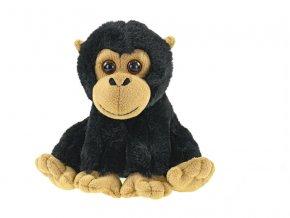Orangutan plyšový 18cm sedící 0m+ v sáčku