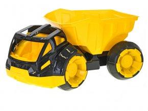 Auto stavební sklápěčka 47 cm žluté