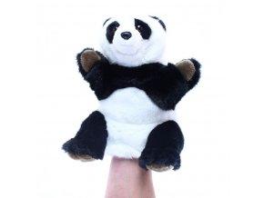 Plyšový maňásek panda 28 cm