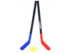 Hokejky s pukem 72 cm