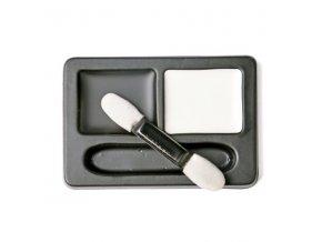 Make-up černo-bílý