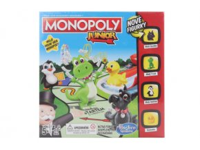 Monopoly Junior CZ TV 1.9.- 31.12.2020