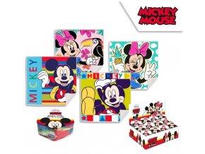 BOX 36 KS MAGICKÝ RUČNÍK MICKEY - MINNIE eur 21059