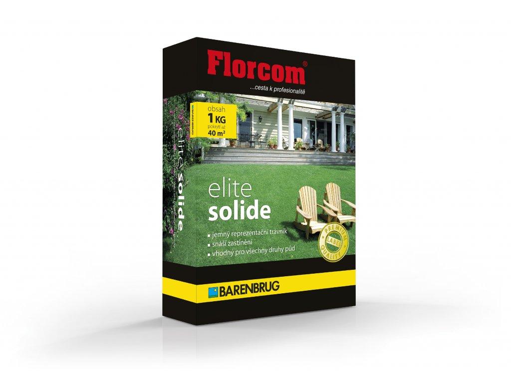 Florcom GrassSeeds Barenbrug Solide RGB