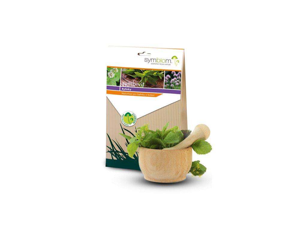Symbivit bylinky