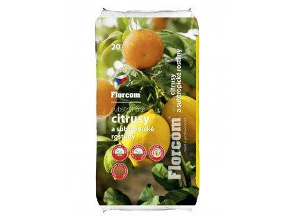 Florcom Hobby 20L citrusy 2021 menší