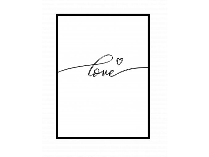Plakat Love1