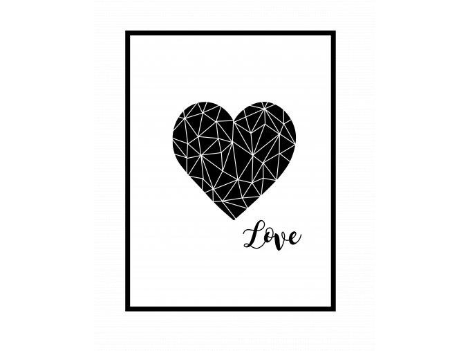 Plakát Srdce1