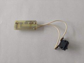 Kolébkový vypínač s PC deskou pro hadice Progression