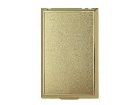 KovovaCeloplosna Zlata kopie