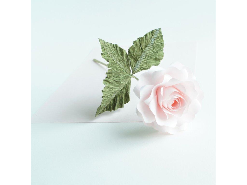 Papír Marina růžová