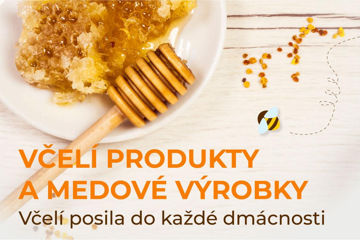 4 Včelí produkty