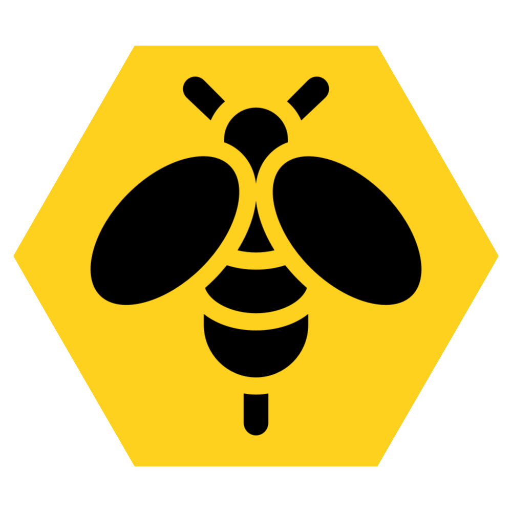 bee-yellow