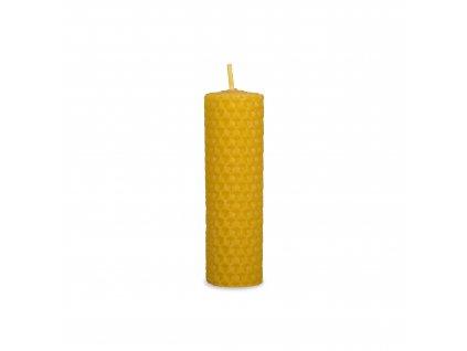 točená svíčka