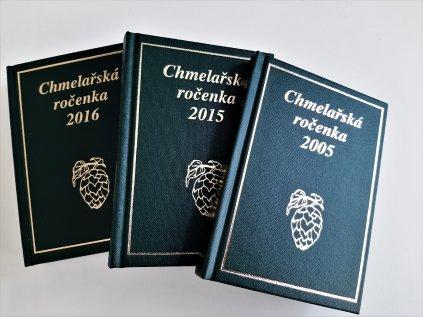CHMELAŘSKÁ ROČENKA (Archiv)