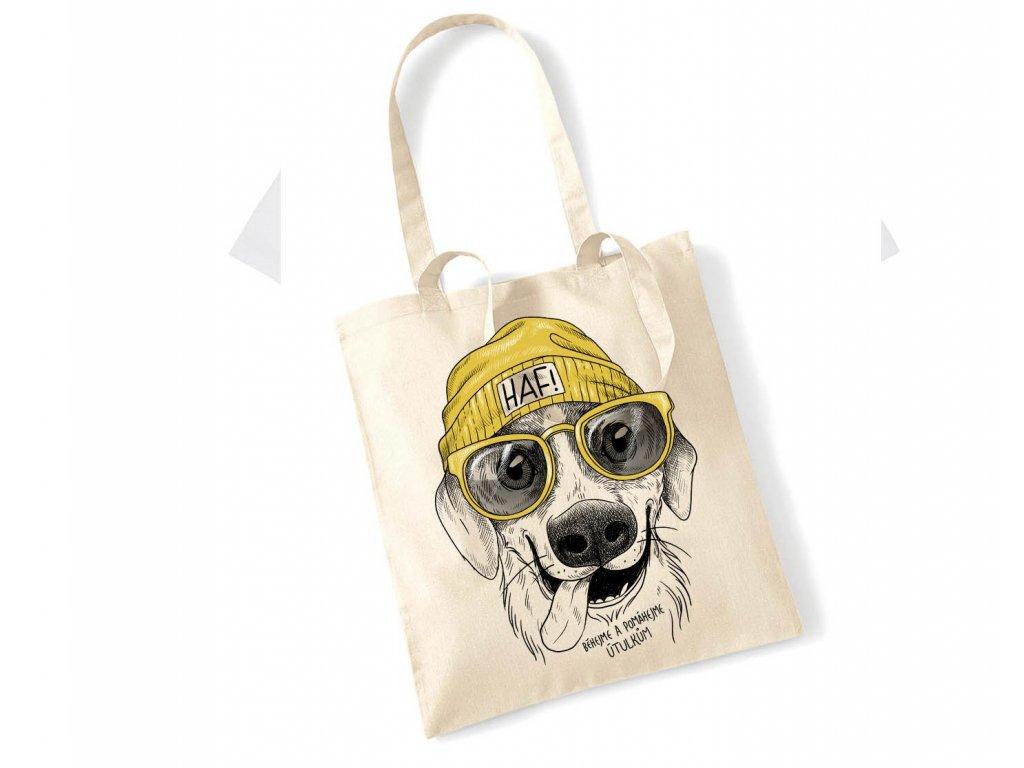 Bavlněná taška labrador