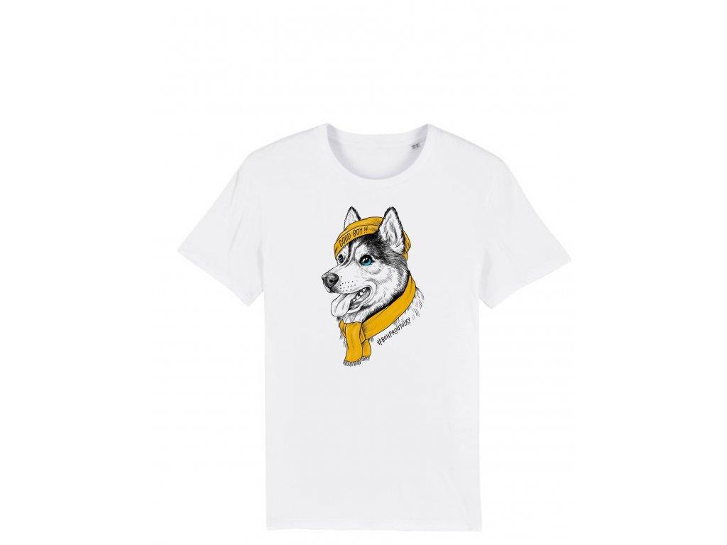 Pánské tričko HUSKY