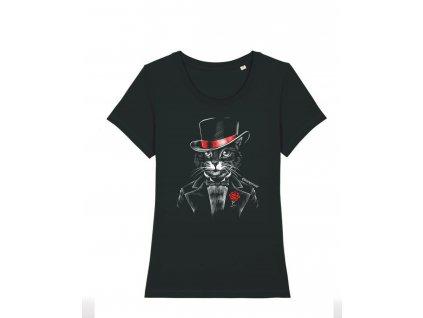 Dámské tričko KOCOUR