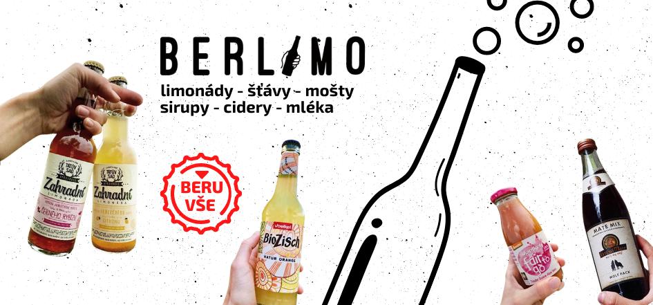 Berlimo beru vše