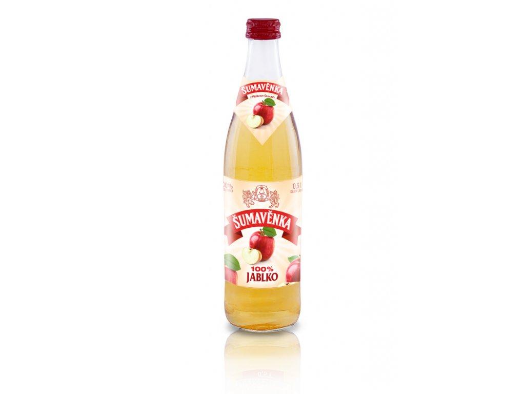 lahev jablko 100procent 001