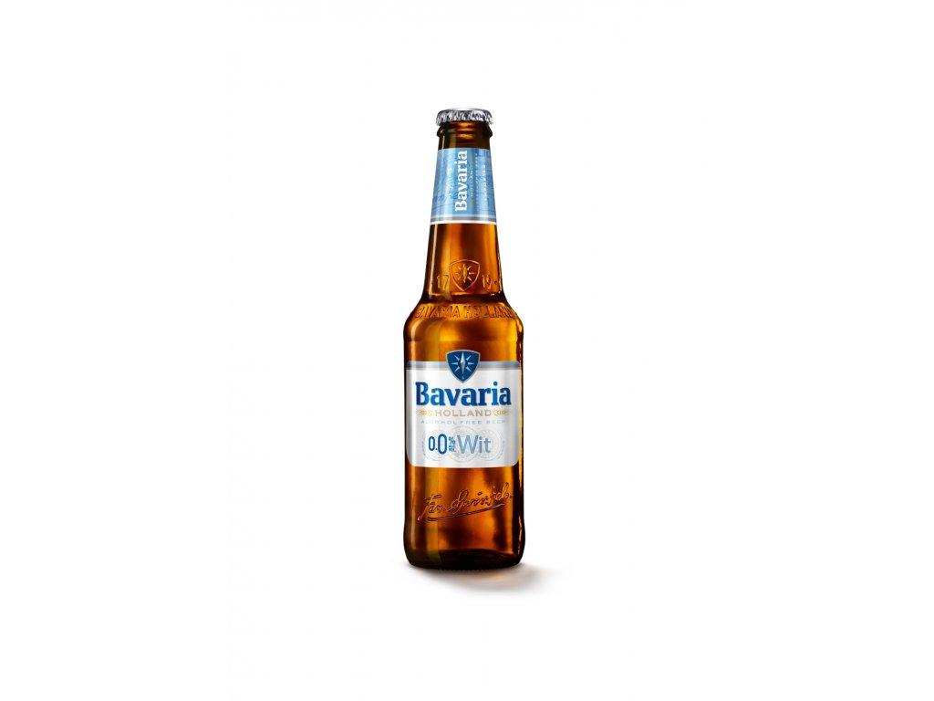 Bavaria bottle 00 Wit Export Brown 33cl Dry